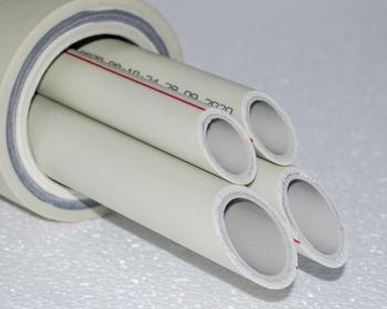 Труба полипропиленовая, армированная алюминием PN 25
