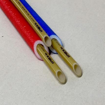 Труба IPEX-b для системы «Теплый пол» и низкотемпературного радиаторного отопления